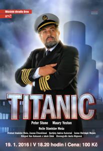 Titanic Městské divadlo Brno